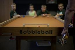 Bobble and Billiards Talent Camp